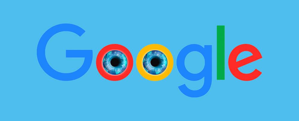 Как отключить слежку Google