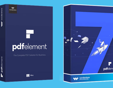 Wondershare PDFelement — обзор редактора PDF-файлов