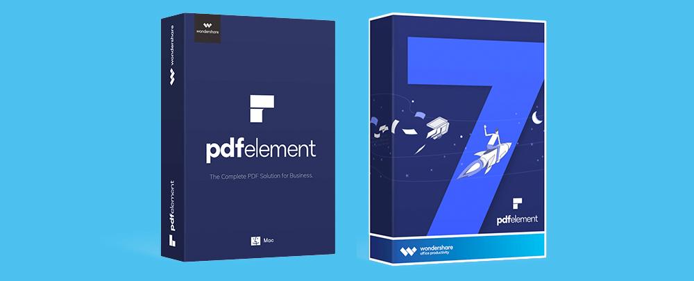 Wondershare PDFelement — обзор редактора PDF-файлов