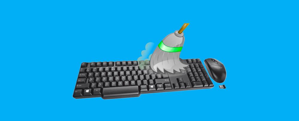 Залипают клавиши в Windows 10