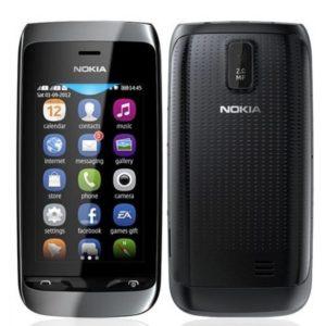 Выпущен Nokia Asha 308