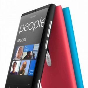 Выпущен Nokia Lumia 800