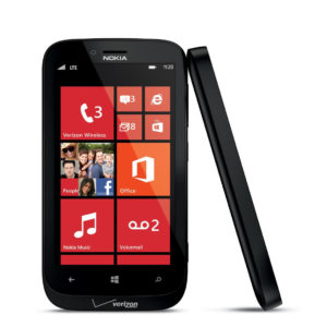 Выпущен Nokia Lumia 822