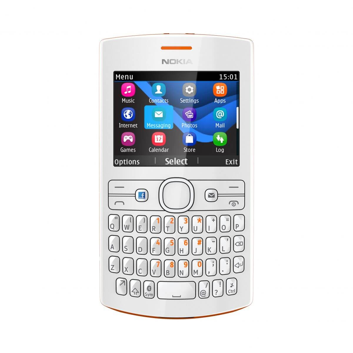 Выпущен Nokia Asha 205