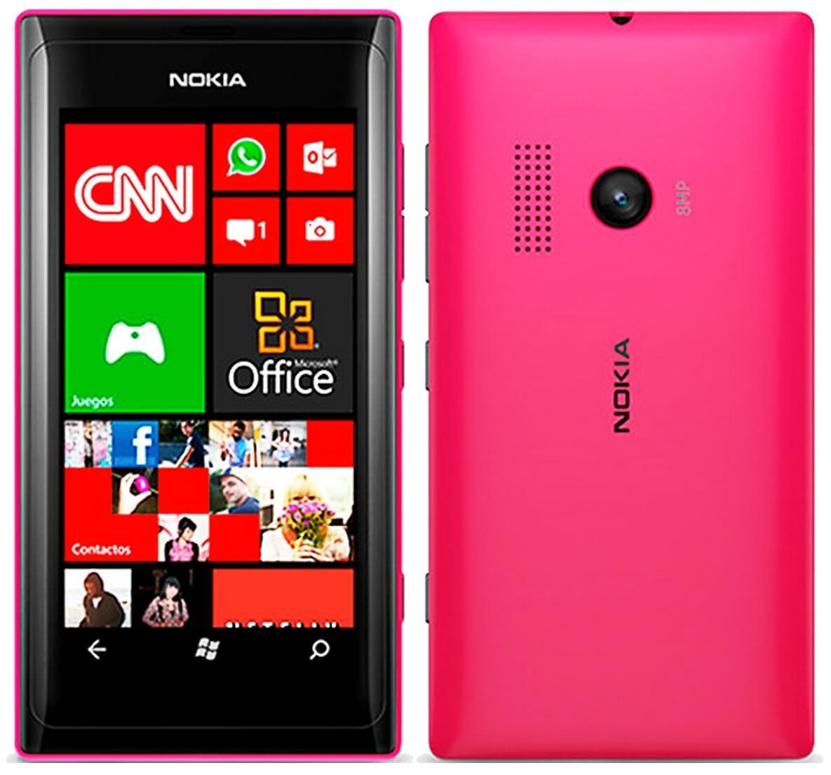 Представлен Nokia Lumia 505