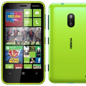 Представлен Nokia Lumia 620