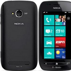 Выпущен Nokia Lumia 710