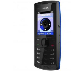 Выпущен Nokia X1-00