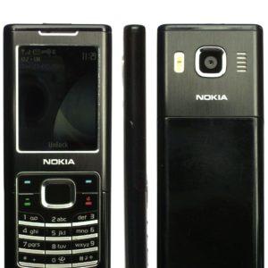 Представлен Nokia 6500 Classic