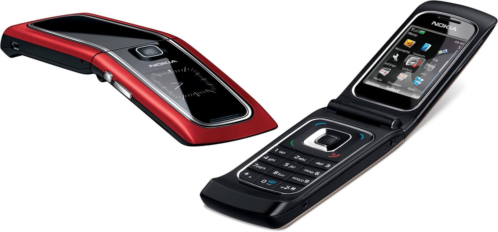 Представлен Nokia 6555
