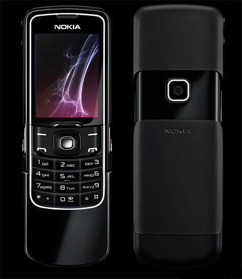 Представлен Nokia 8600 Luna
