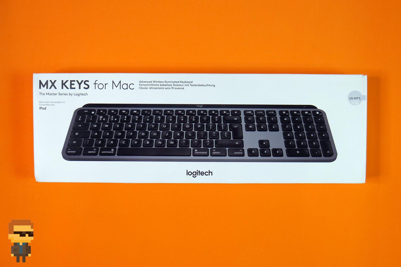 Коробка Logitech MX Keys