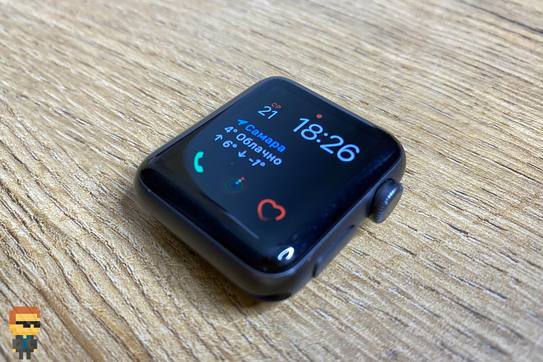 Обзор Apple Watch Series 3 — стоит ли покупать в 2020?