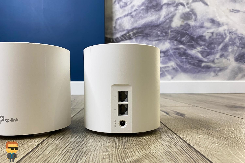 Mesh-системы TP-Link Deco X60 с Wi-Fi 6
