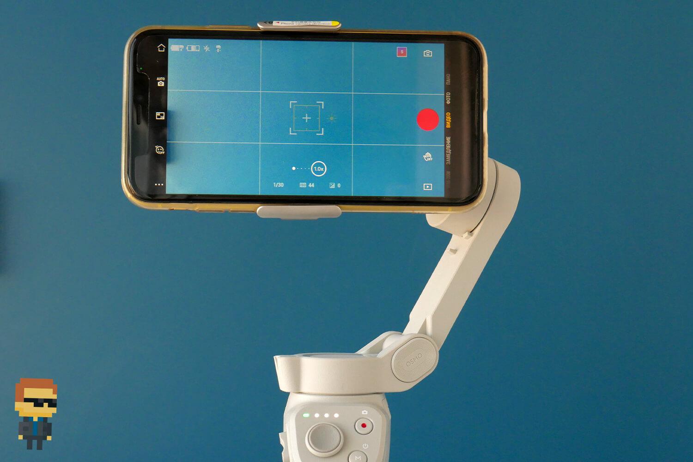 Обзор DJI Osmo Mobile 4