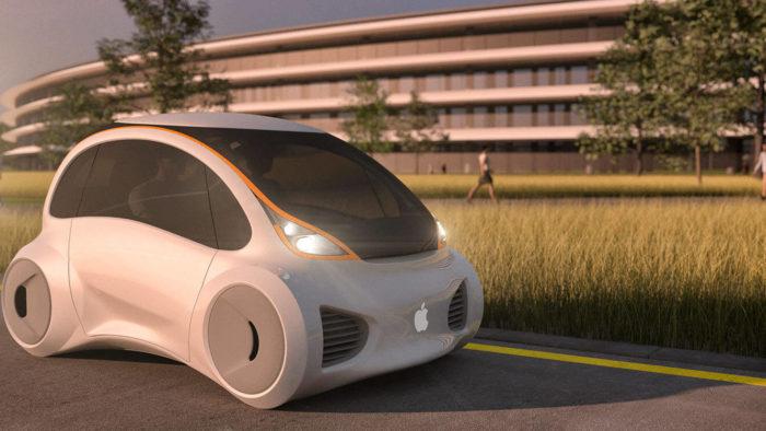 Apple Car — идут переговоры с поставщиками компонентов