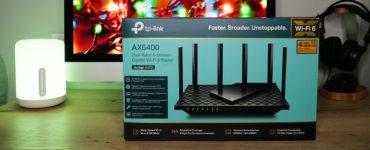 Обзор TP-Link Archer AX73 с Wi-Fi 6