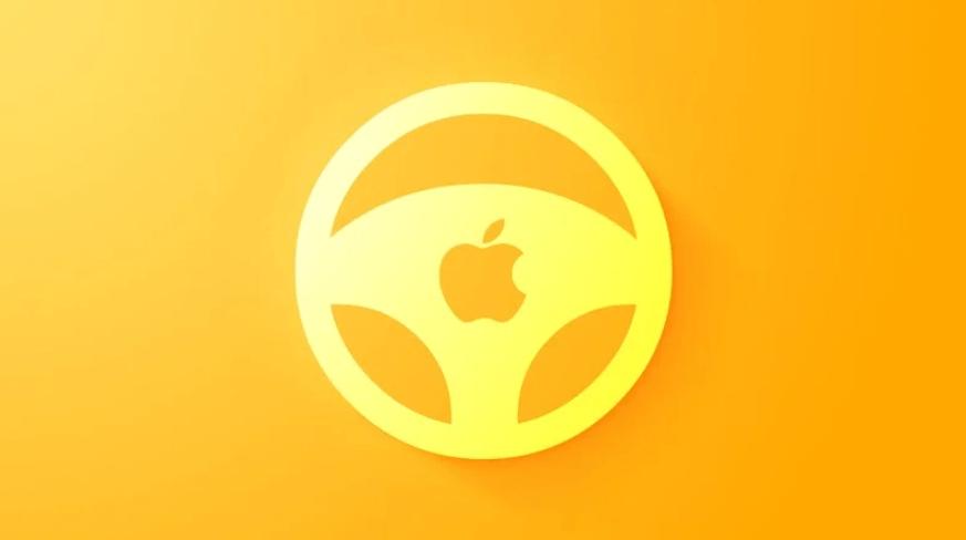 Электромобиль Apple в сентябре 2021