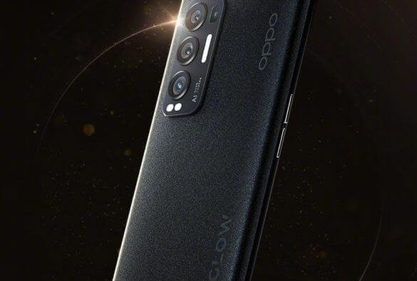 OPPO Reno5 Pro + c 50-мегапиксельной Sony IMX766