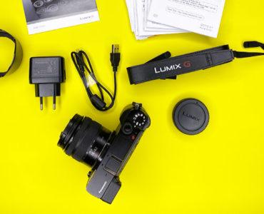 Обзор Panasonic Lumix GX80