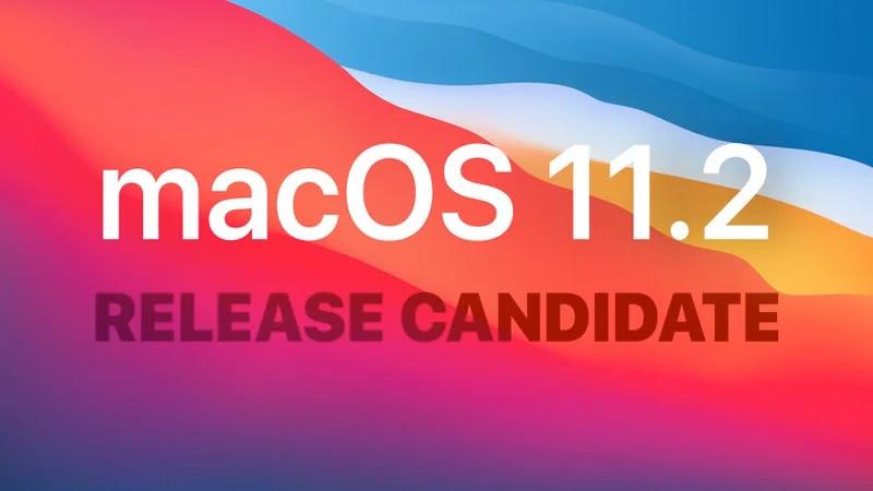 Apple выпустила третью RC macOS Big Sur 11.2