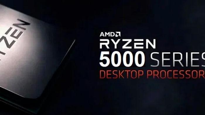 AMD представила процессоры Ryzen 5000