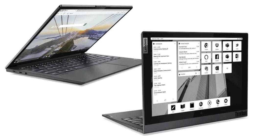Lenovo представила 4 новых ThinkBook
