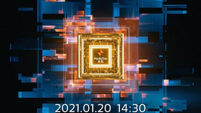 Dimensity 1100 от MediaTek уровня Snapdragon 855