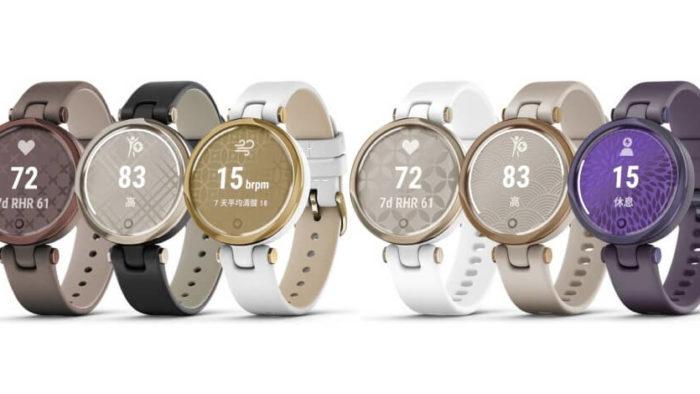 Garmin Lily — смарт-часы с пульсоксиметром для девушек