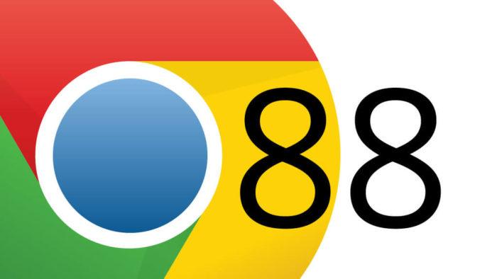 Google Chrome 88 выпущен — без Flash и FTP