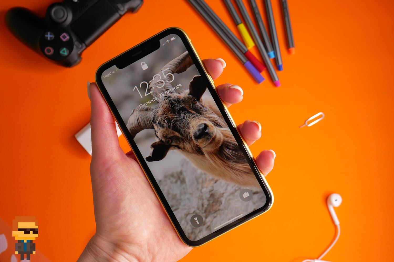 Экран iPhone 13 Pro с переменной частотой обновления до 120 Гц