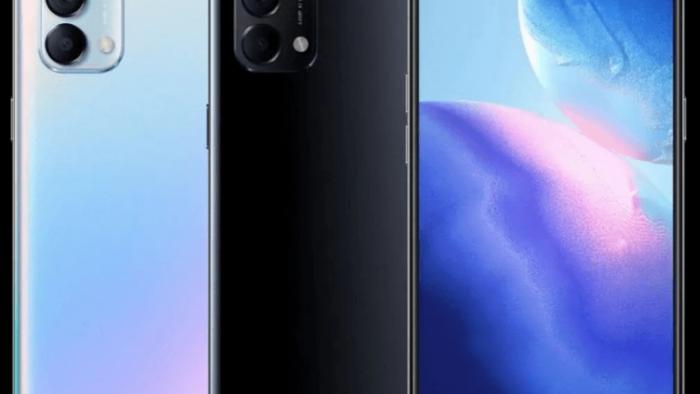 OPPO Reno5 4G представлен — 8 ГБ ОЗУ, Android 11, крутые камеры и зарядка, но без NFC
