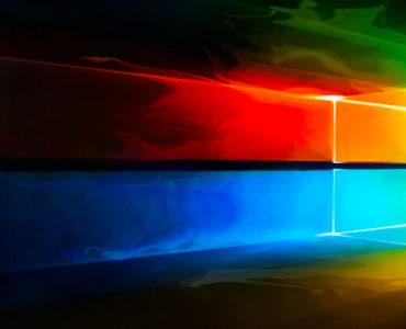 Как изменить цвет окон в Windows 10