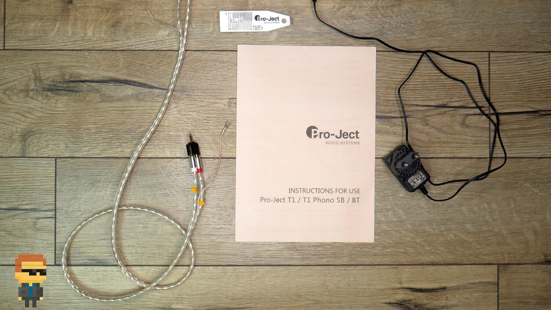Обзор Pro-Ject T1 Phono SB