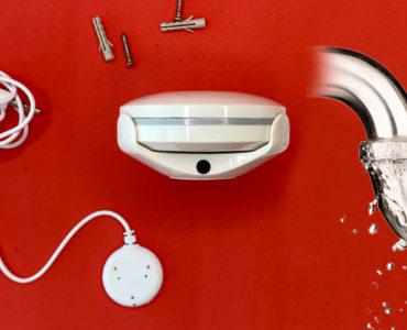 Обзор HIPER IoT W1 — умного датчика протечек воды