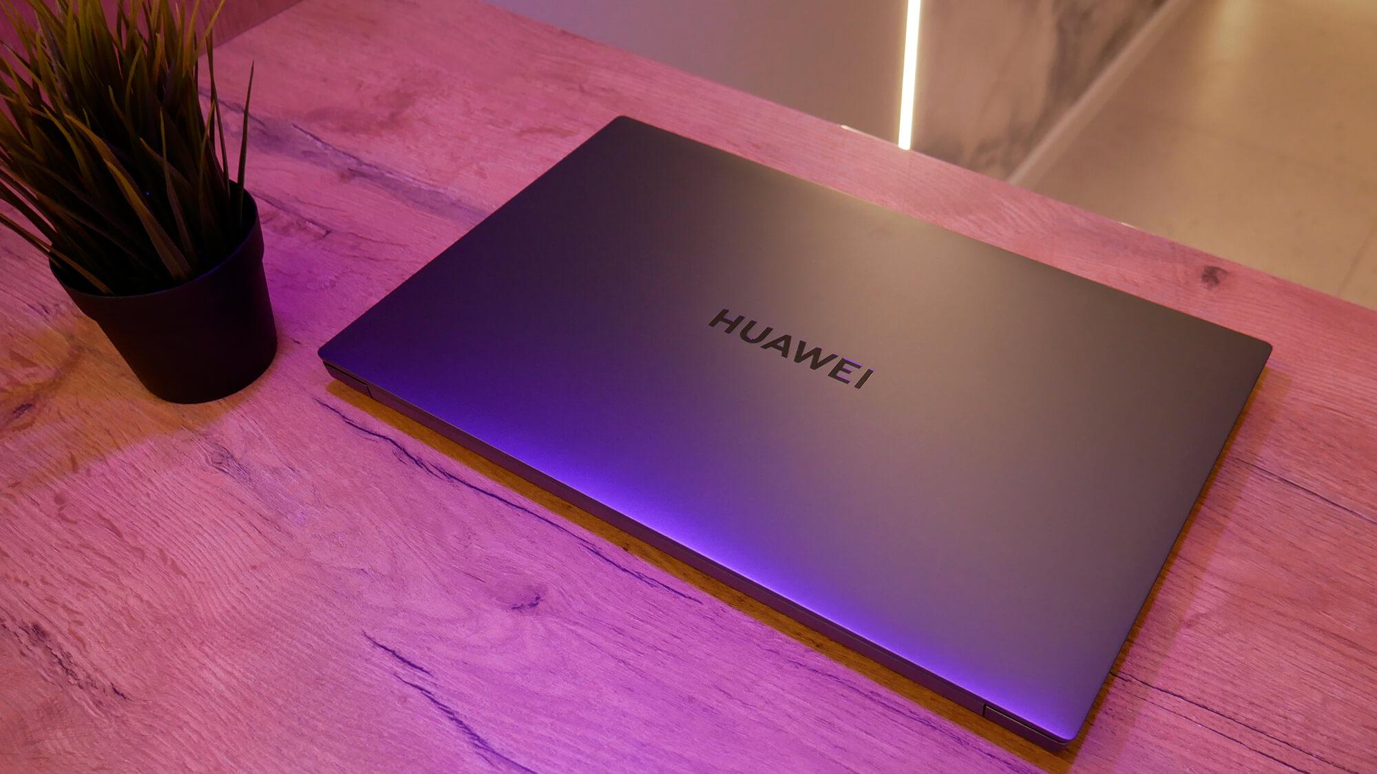 Обзор Huawei MateBook D 16 — новинка 2021