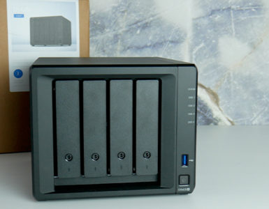 Обзор NAS Synology DS420+