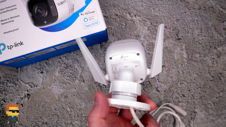 Обзор TP-Link Tapo C310 — камеры, сигнализации и домофона с Wi-Fi