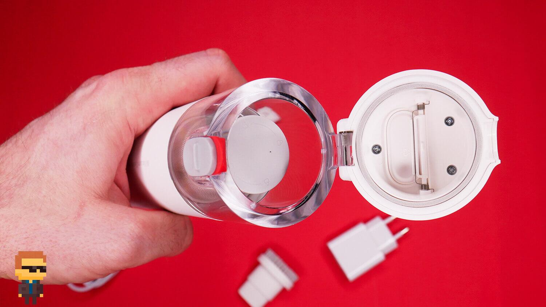 Обзор пылесоса Xiaomi Mi Vacuum Cleaner mini