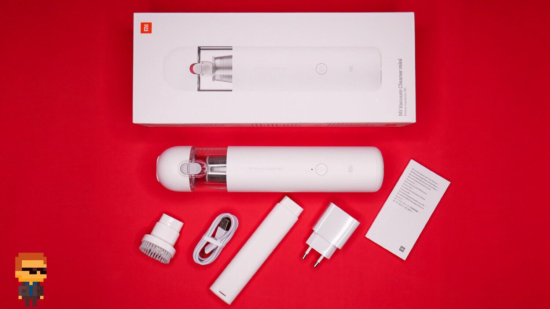 Обзор Xiaomi Mi Vacuum Cleaner mini