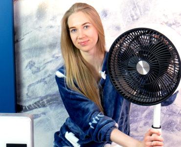 Обзор HIPER Heater Fan v1 — вентилятор, который согреет