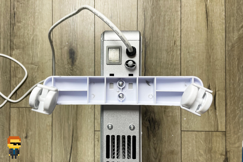 Обзор умного конвектора HIPER IoT Heater G1
