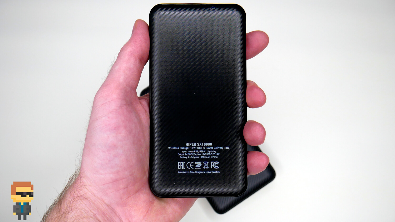 HIPER Wireless Power Bank SX – обзор