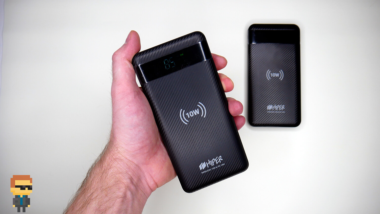 Обзор HIPER Wireless Power Bank SX