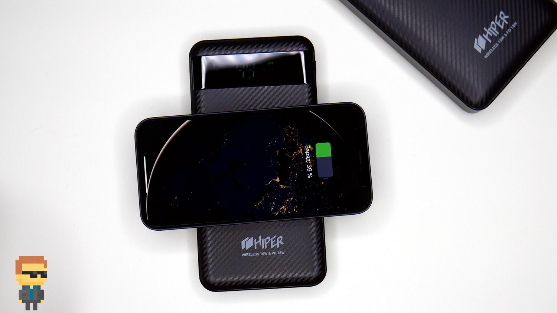 HIPER Wireless Power Bank SX