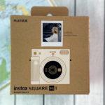 Fujifilm Instax SQ1 – коробка