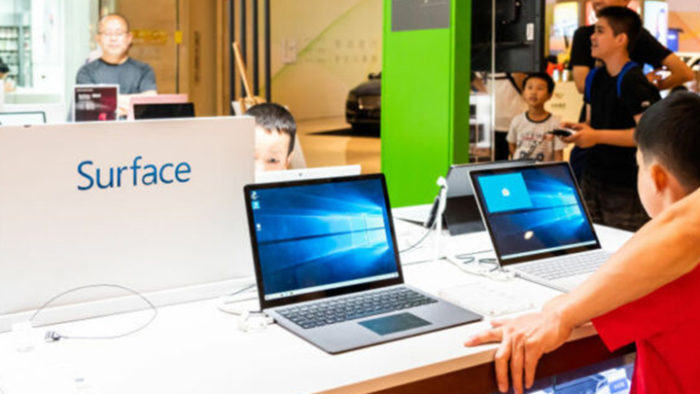 «Утечка» намекнула на 4 Surface Laptop 4 с AMD и Intel