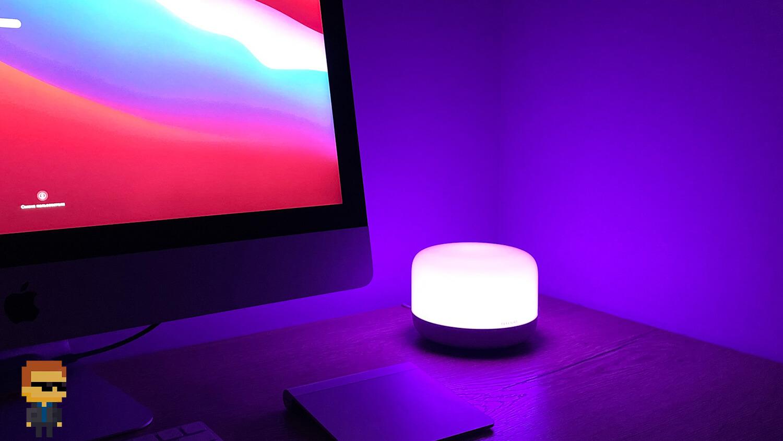 Обзор Yeelight LED Bedside Lamp D2 — умная лампа для чтения, игр и сна