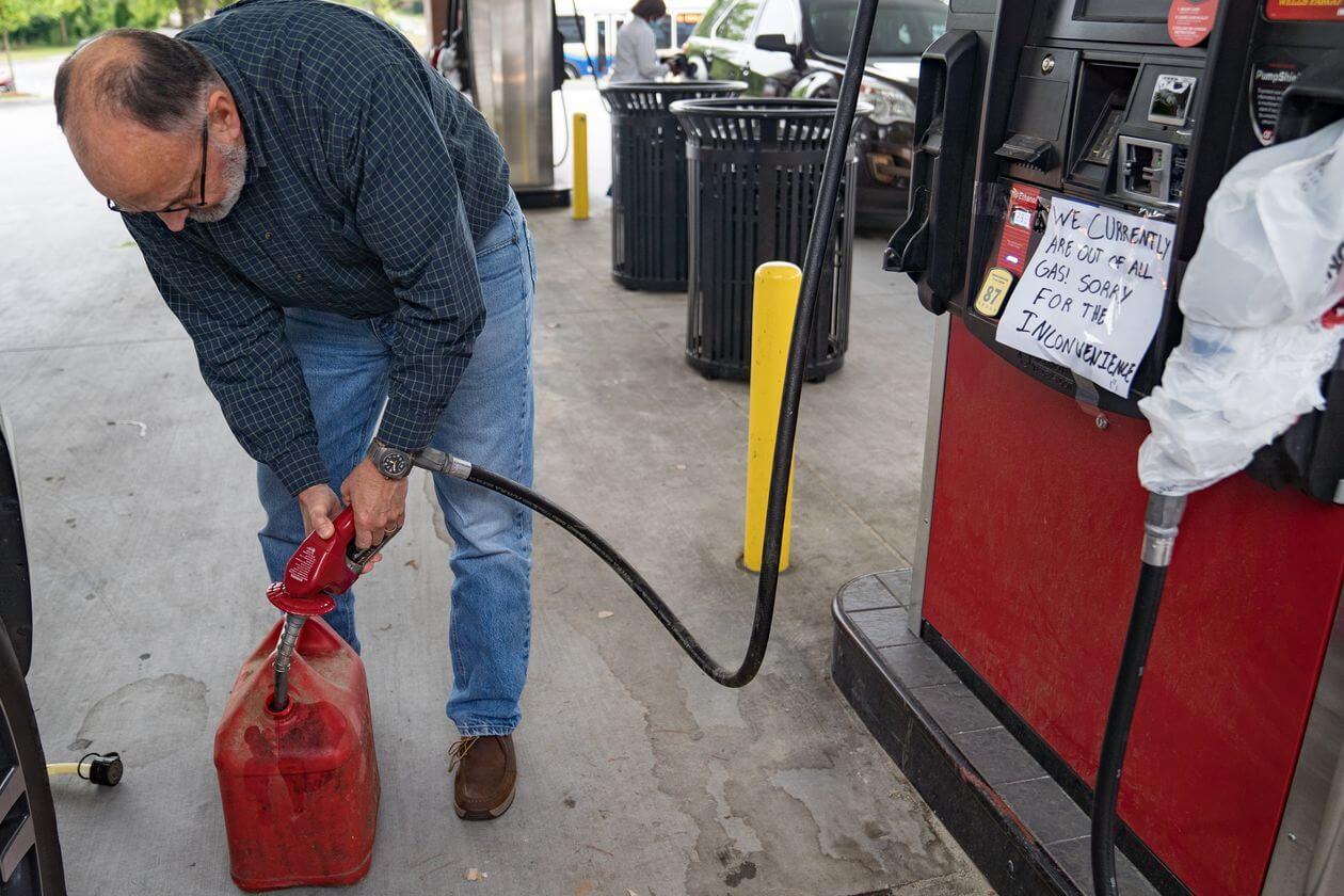 Сегодня бензин пользователям Apple нужнее биткоина — последствие дефицита топлива