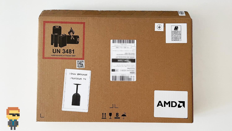 Обзор HP ProBook 445 G7 — тесты